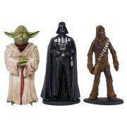 Combo Star Wars - Estatuetas em Resina
