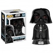Boneco Pop! Vinil Darth Vader Star Wars - Funko