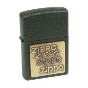 Isqueiro Black Crackle Bronze (362) - Zippo