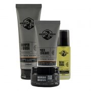 Kit Completo para Barba Citrus Woods - BARBA BRAVA