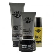 Kit Completo para Barba Coffee Blend - BARBA BRAVA