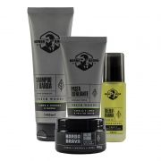 Kit Completo para Barba Fresh Woods - BARBA BRAVA