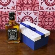 Kit Para Padrinhos Jack Daniel's 200ml (Modelo 2)