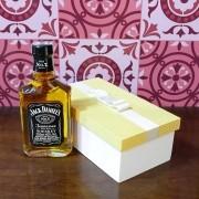 Kit Para Padrinhos Jack Daniel's 200ml (Modelo 3)