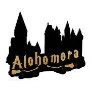 Porta-Chaves Alohomora Harry Potter - Geton Concept