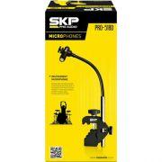 Microfone para Bateria e Percussoes PRO-518D Preto SKP