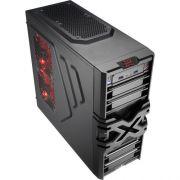 Gabinete Gamer STRIKE-X ONE Advance EN58346 Preto Aerocool