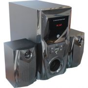 Caixa Multimidia 2.1 com Subwoofer 44W RMS SP-365 Preto C3 TECH