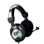 Headset Gamer Raptor MI-2870RS Preto C3 TECH