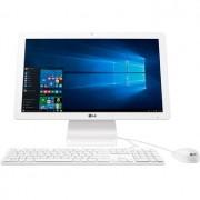 Computador Aio LG 22V240 21,5 N2940 4GB HD500 W10 - 22V240-L.BJ34P1