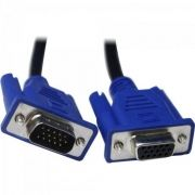 Cabo VGA para Monitor 15M CBX-MVGA150 Preto EXBOM