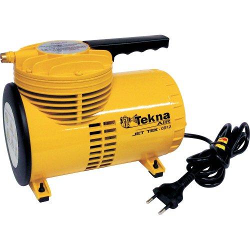 Compressor de AR CD12251 220V Tekna  - skalla magazine