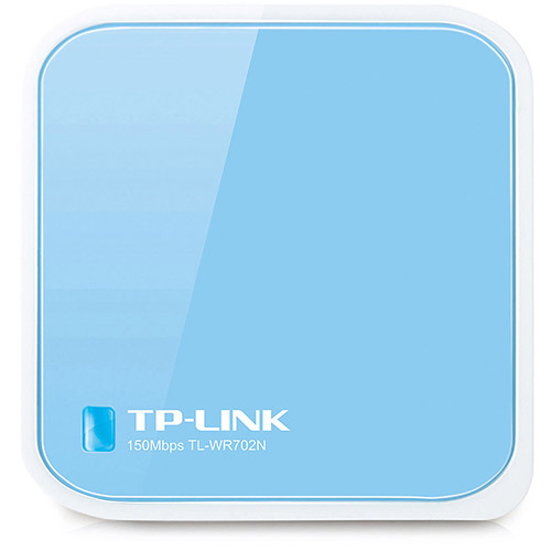 Mini Roteador Wireless 150 Mbps WR702N - TP-Link  - skalla magazine