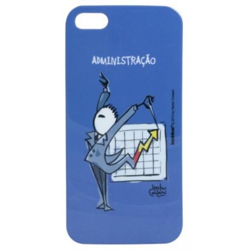 Capa protetora de acrílico  Iphone 5s Administração  - skalla magazine