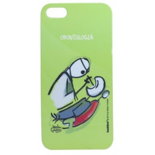 Capa protetora de acrílico  Iphone 5s  Odontologia  - skalla magazine