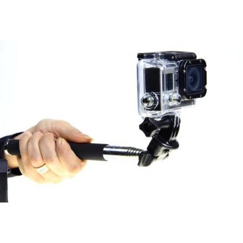 Bastão Retrátil para Filmagem em Câmeras de Ação  - skalla magazine