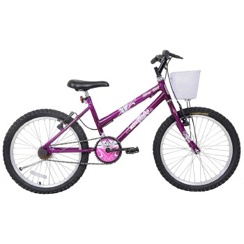 Bicicleta Cairu ARO 20 MTB FEM STAR GIRL  - 310154  - skalla magazine