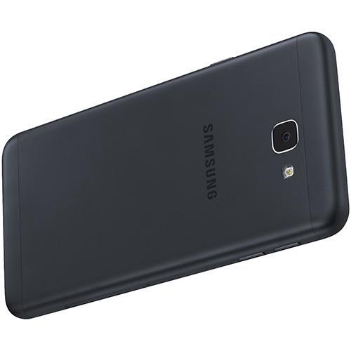 """Smartphone Samsung Galaxy J5 Prime Dual Chip Android 6.0 Tela 5"""" Quad-Core 1.4 GHz 32GB 4G Wi-Fi Câmera 13MP com Leitor de Digital - Preto  - skalla magazine"""