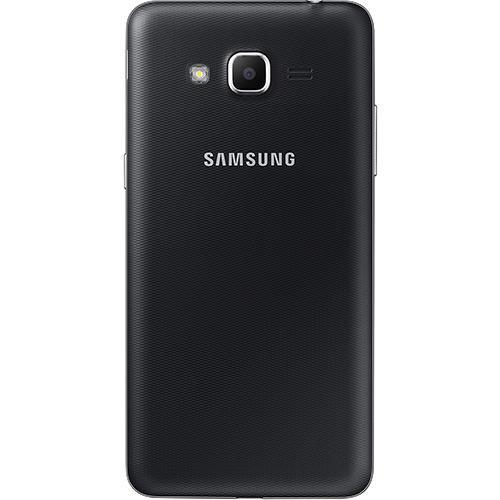 "Smartphone Samsung Galaxy J2 Prime Dual CHIP Android 6.0 Tela 5"" QUAD-CORE 1.4 GHZ 16GB 4G Câmera 8MP - Preto  - skalla magazine"