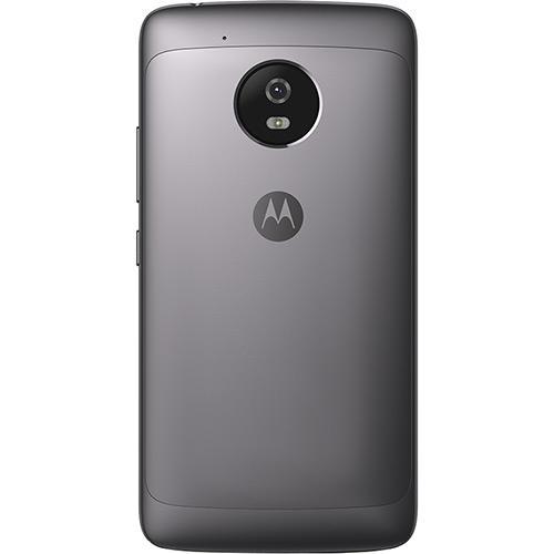 "Smartphone Moto G 5 Dual CHIP Android 7.0 Tela 5"" 32GB 4G Câmera 13MP - Platinum  - skalla magazine"