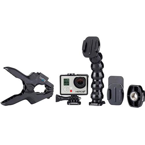 Câmera Digital e Filmadora Gopro HERO3+ Black Edition Adventure CHDHX-302 Prata/Preto 12 MP, Wi-Fi  - skalla magazine