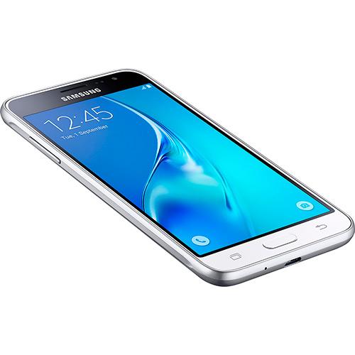 Smartphone Samsung Galaxy J3 Dual Chip Desbloqueado Android 5.1 Tela 5