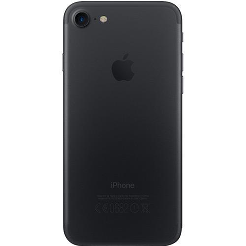 iPhone 7 32GB Preto Matte Desbloqueado IOS 10 Wi-fi + 4G Câmera 12MP - Apple  - skalla magazine