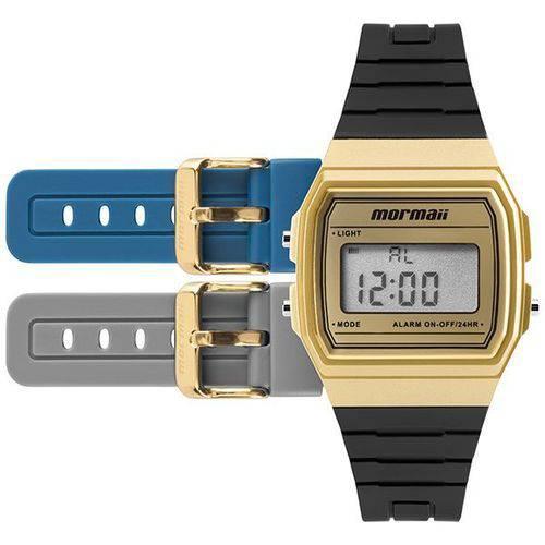 Relógio Infantil Troca Pulseira Mormaii MOJH02AF/8D  - skalla magazine