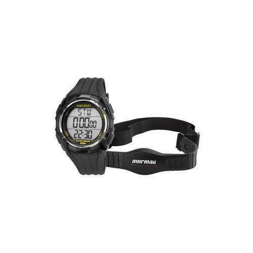 Relógio Mormaii Monitor Cardiaco MO11558A/8R Digital  - skalla magazine