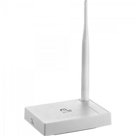 Roteador Wireless 150MBPS RE057 Branco Multilaser  - skalla magazine