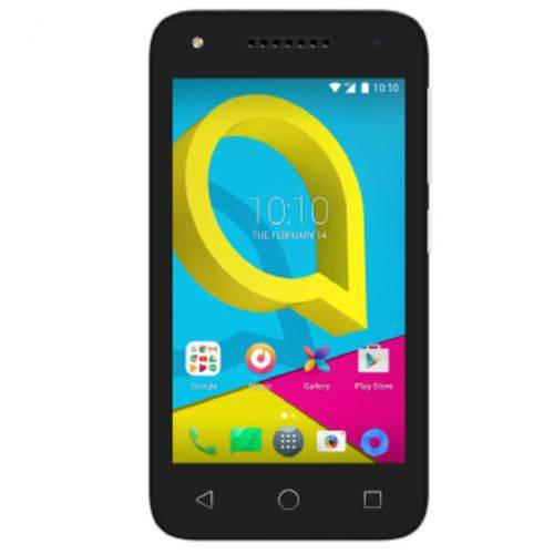 Smartphone Alcatel U3 Preto, 4g, Dualsim  - skalla magazine