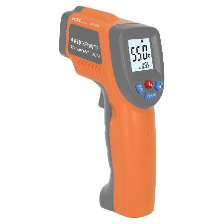 Termometro Laser Temperatura: -50  - 550OC TD-550  - skalla magazine