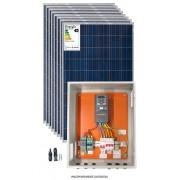 Kit bombeamento solar 1,5cv trifasico 220v