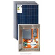 Kit bombeamento solar 1/2cv trifasico 220v - Boost