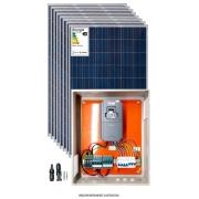 Kit bombeamento solar 4cv trifasico 220V