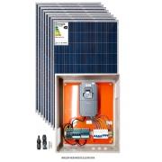 Kit bombeamento solar 7,5cv trifasico 380V