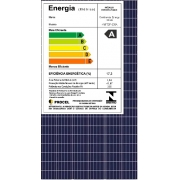 Placa Solar 335w - HELIUS HMF72P-335A - 30pcs(R$ 719,00cd)