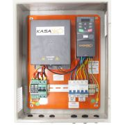 Quadro Bombeamento Solar com Inversor 2,2kw para Bomba até 1,5cv/ Trif 220V - Boost