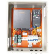 Quadro Bombeamento Solar com Inversor 2,2kw para Bomba até 2cv/ Trif 380V - Boost
