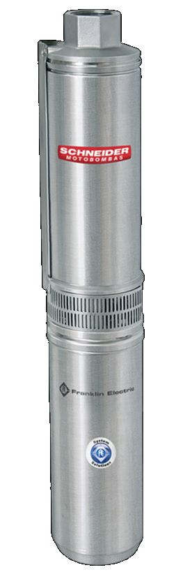 Bomba d'agua SUB20 3cv trif. 220v