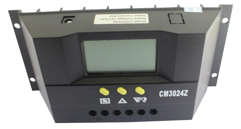 Controlador de Carga 30A  - Kasatec Energia Solar