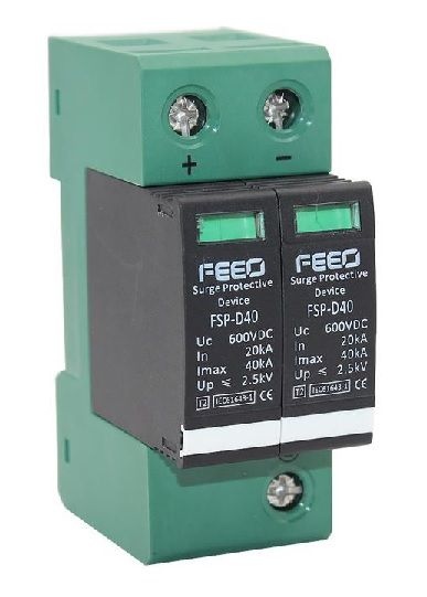 DPS Fotovoltaico 2P 600VDC/40KA