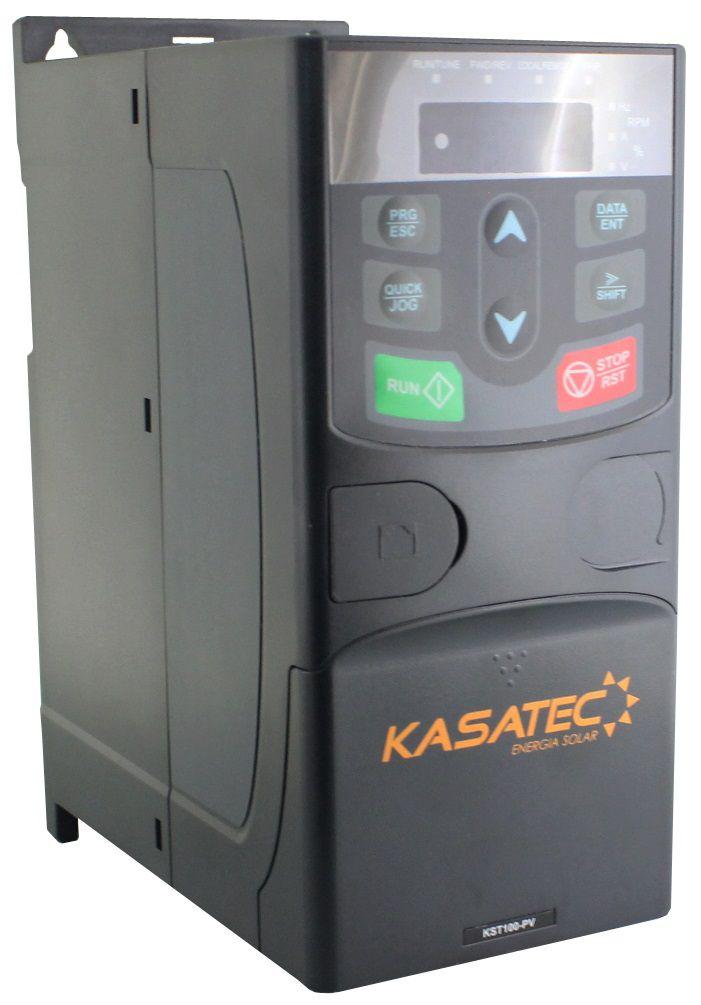 Inversor - Bombeamento Solar para Motor até 1.5cv  - Kasatec Energia Solar