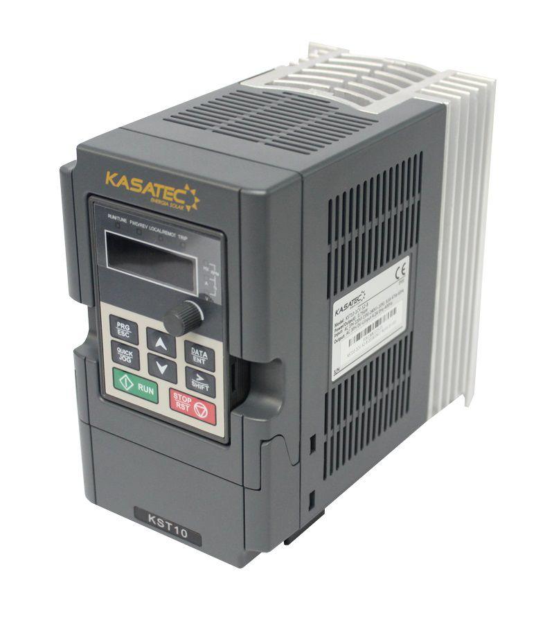Inversor frequencia KST10 - 1cv/2cv/3cv  - Kasatec Energia Solar