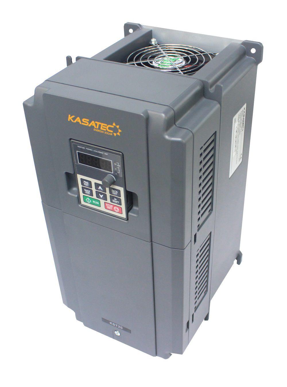 Inversor frequencia KST20 - 5cv/7,5cv  - Kasatec Energia Solar