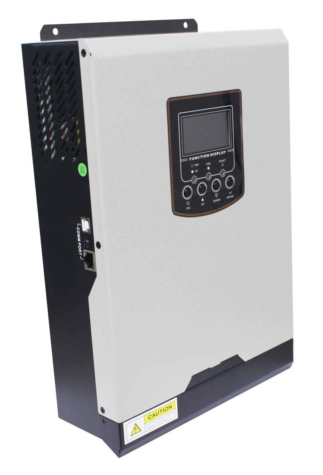 Inversor Carregador Senoidal 2000w 24v/220v - 20A/50A