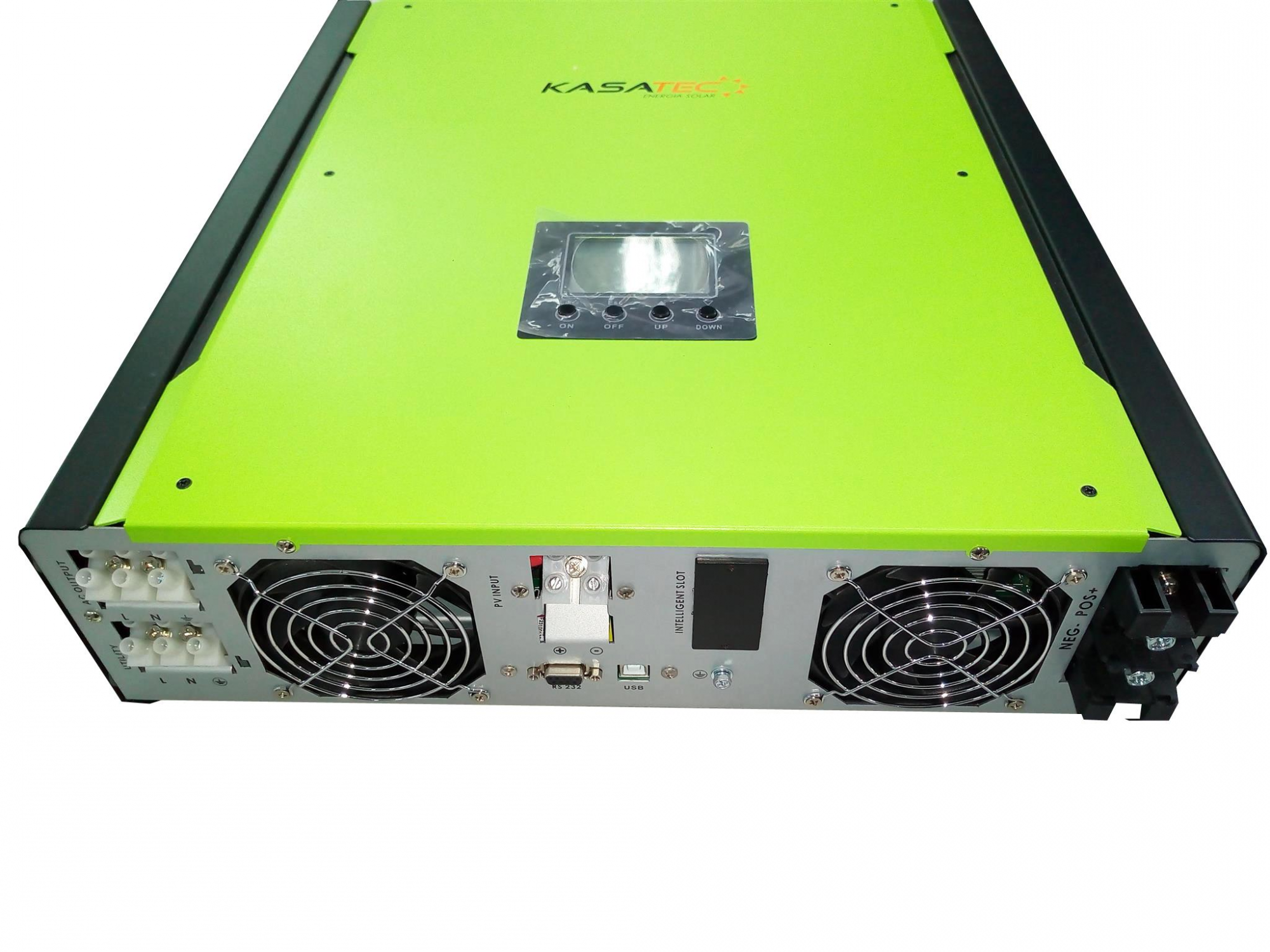 Inversor Nobreak Senoidal 3000w 48v/220v - Carregador 25A  - Kasatec Energia Solar