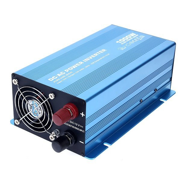 Inversor Senoidal Puro 1000w  - Kasatec Energia Solar