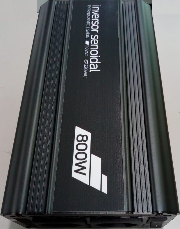 Inversor Senoidal Puro 800w  - Kasatec Energia Solar