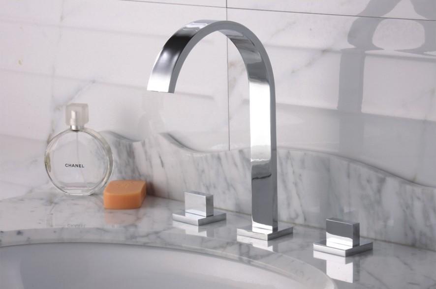 Torneiras Banheiro Luxo em Casa  Lustres, Pendentes, Torneiras e Chuveiros -> Torneira Para Cuba Para Banheiro